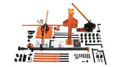 MC007 - Set přípravků MetalCraft XL