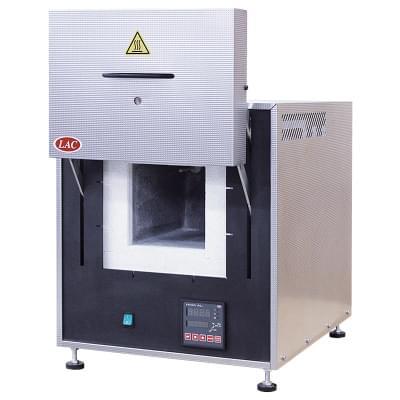 Muflová laboratorní pec do 1 200 °C - LAC LMH 04/12