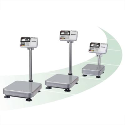 HW-10KCP - Multifunkční můstková váha s tiskárnou