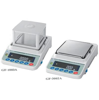 Multifunkční přesné váhy série - GF-A