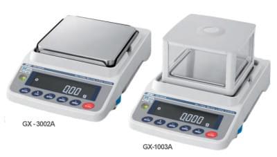 Multifunkční přesné váhy série GX-A