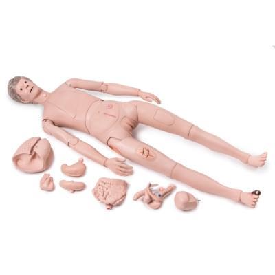 P10/1 - Figurína pro nácvik péče o pacienta - PRO