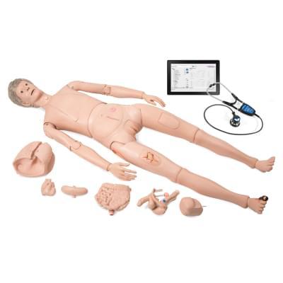 P10CCD - Nikki - ošetřovatelský simulátor s auskultací