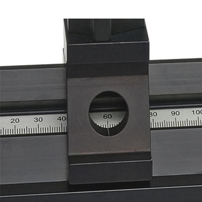 Přesná optická lavice D, 2 000 mm