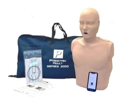 Prestan Professional 2000 - KPR figurína dospělého člověka s KPR monitorem a Bluetooth připojením