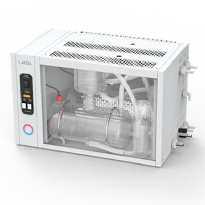 Puridest PD 2 DG Skleněný bi-destilační přístroj