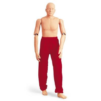 R10166 - Záchranářská figurína, 66 kg, 165 cm