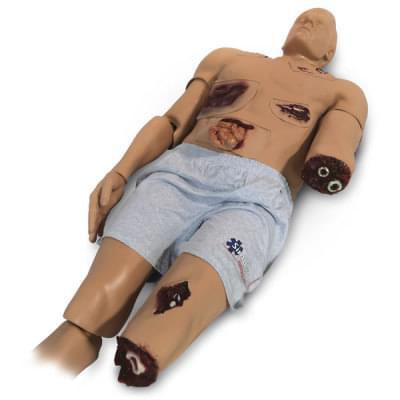 808-6000 - Trauma Randy rozšiřující maskovací sada - krycí maskovací sada