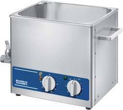 RK510H - Ultrazvuková lázeň RK 510 H
