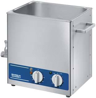 RK512H - Ultrazvuková lázeň RK 512 H