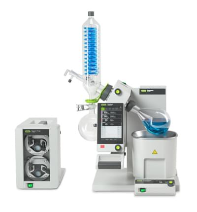 Rotační vakuová odparka Büchi Rotavapor R-300 System - B-305, SJ29/32, V, P+G, I-300P, V-300, 230V