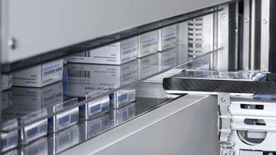 Rowa Chladící jednotka pro výdejní automaty