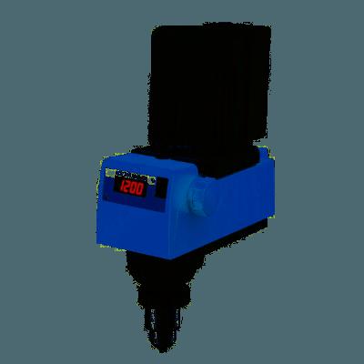 RW 28 digital - Mechanický míchací motor