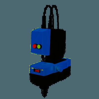 RW 47 digital - Mechanický míchací motor