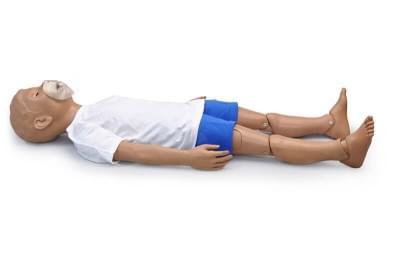S153 - Simulátor pro výuku CPR a traumatické péče – pětileté dítě