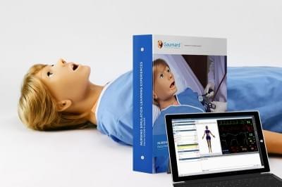 S2000 - Bezdrátový ošetřovatelský simulátor pacienta Susie®