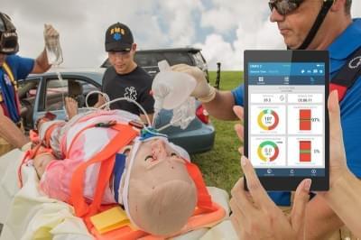 Trauma HAL® s OMNI2 - pacientský simulátor pro nácvik péče o zraněného na místě