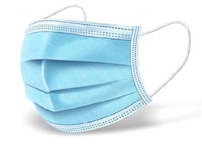 Ochranná rouška jednorázová - zdravotnická ústenka - balení 50 ks