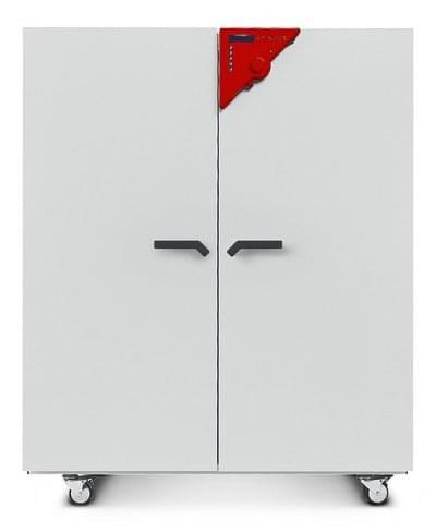 Sušárna BINDER FED720 o objemu 720l, s nucenou cirkulací a multifunkční regulací, Classic.Line