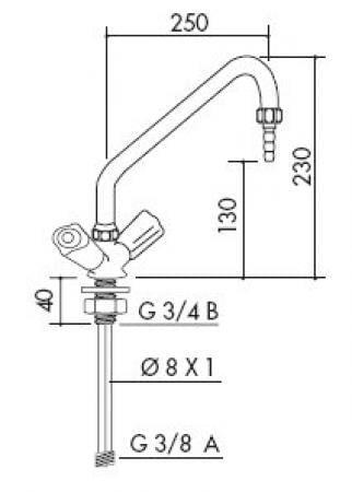 TOF 1000/275 - Laboratorní baterie