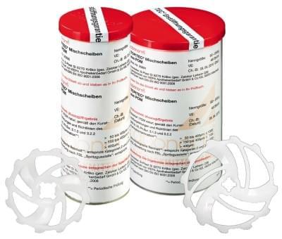 25690 Topitec míchací disk pro kelímek 20/30 g - (balení 40 ks)
