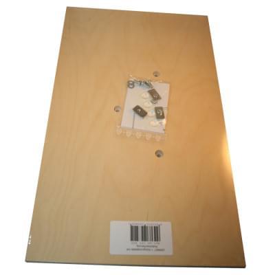 Unimat 1 montážní deska včetně neklouzavých silikonových čoček
