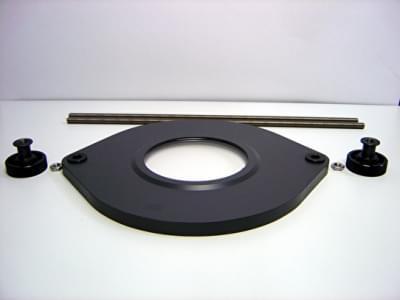 Upínací zařízení standard pro síta Ø305 mm